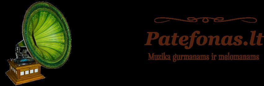Patefonas.lt